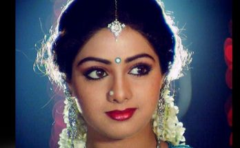 Sridevi Shoe Size and Body Measurements