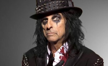 Alice Cooper Shoe Size and Body Measurements