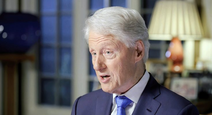 Bill Clinton Shoe Size and Body Measurements