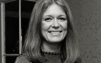 Gloria Steinem Shoe Size and Body Measurements