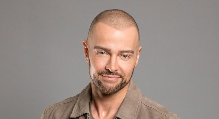 Joey Lawrence Shoe Size and Body Measurements