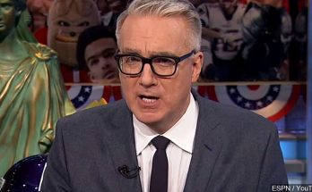 Keith Olbermann Shoe Size and Body Measurements