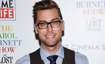 Lance Bass Shoe Size and Body Measurements