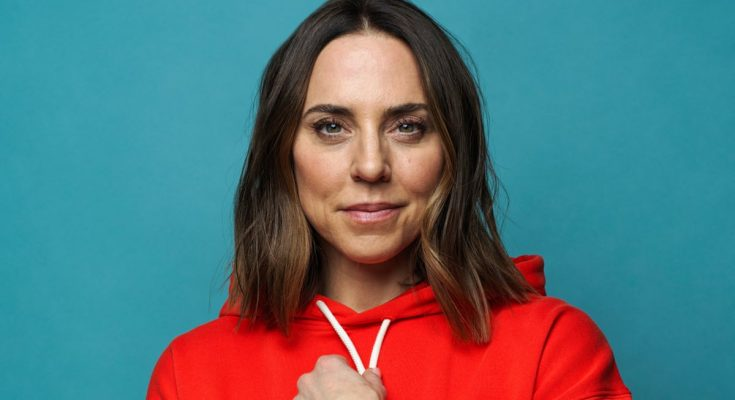 Melanie C Shoe Size and Body Measurements