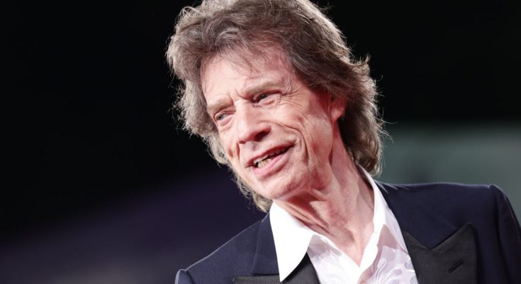 Mick Jagger Shoe Size and Body Measurements