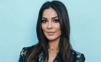 Nadine Nassib Njeim Shoe Size and Body Measurements