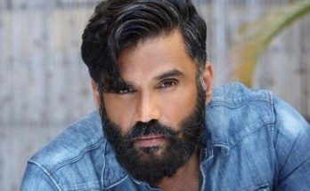 Sunil Shetty Shoe Size and Body Measurements