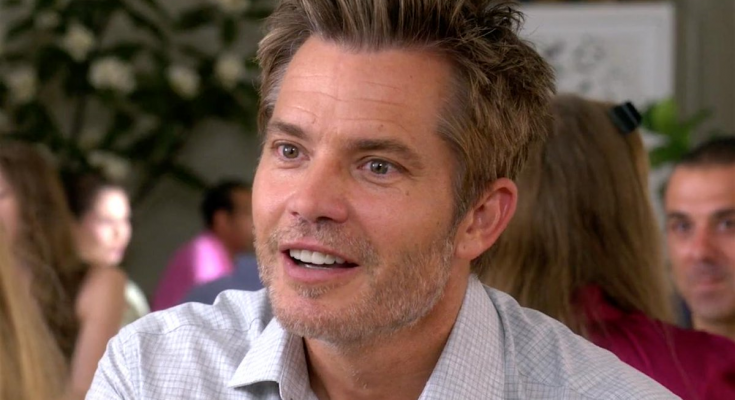 Timothy Olyphant Shoe Size and Body Measurements