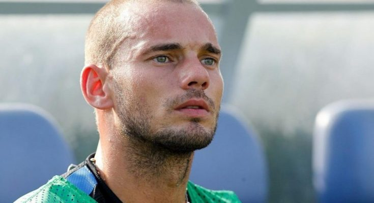 Wesley Sneijder Shoe Size and Body Measurements