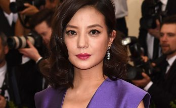 Zhao Wei Shoe Size and Body Measurements