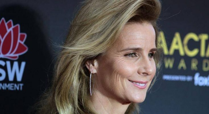 Rachel Griffiths Height Bra Size Breasts