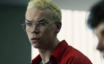 Will Poulter US Shoe Size
